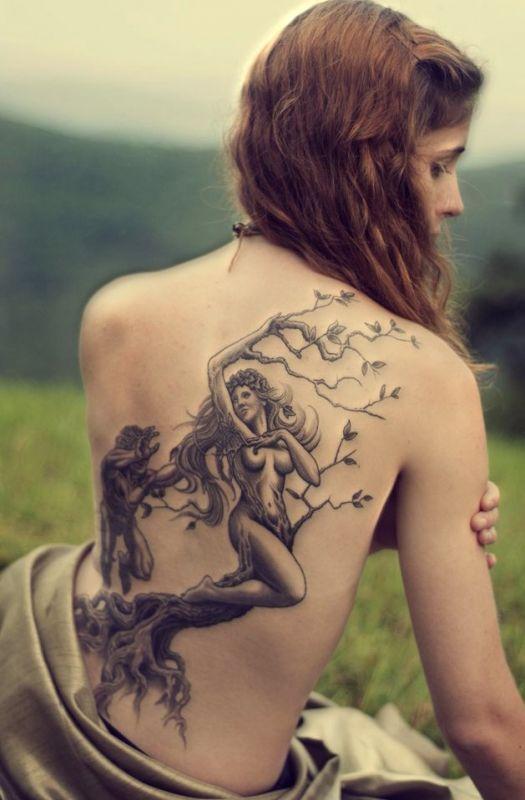 tatuaże kobiety