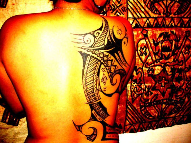 tatuaże tribale 1