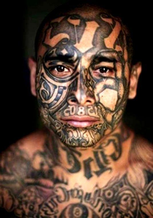więzienne tatuaże 34767