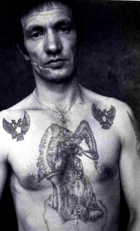 więzienne tatuaże 62772