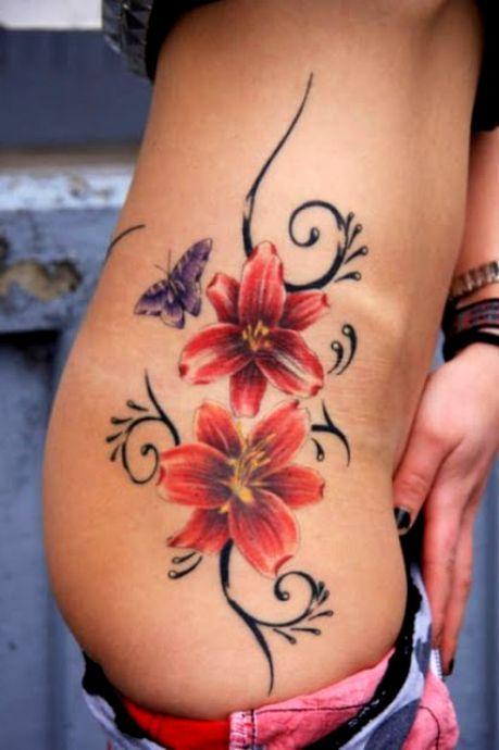3d tatuaże