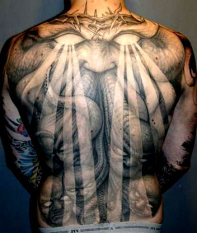 3d tatuaże 46040