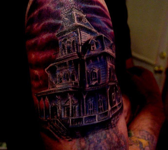 3d tatuaże 87145