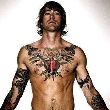 męskie tatuaże 97830
