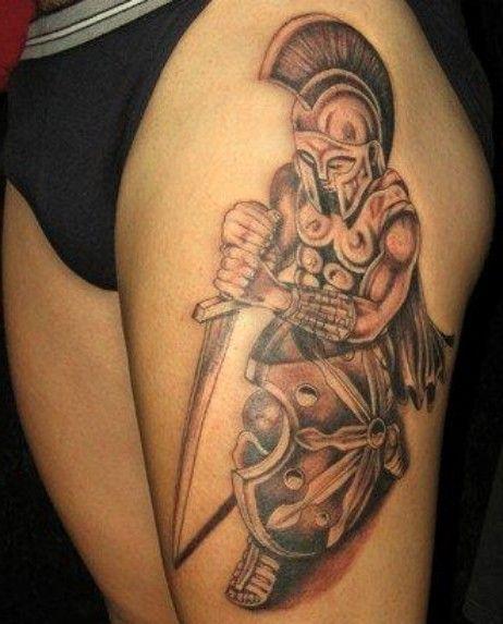 300 tattoo