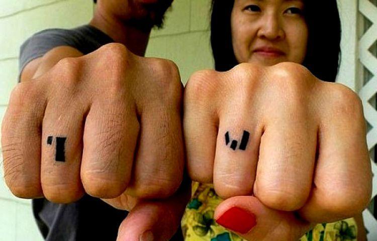 tatuaże dla par 19863