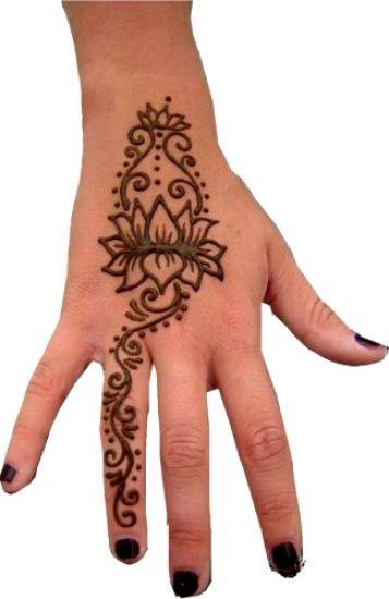 tatuaże henna