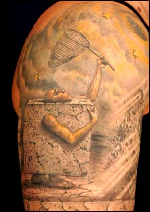 tatuaże 3d 31731
