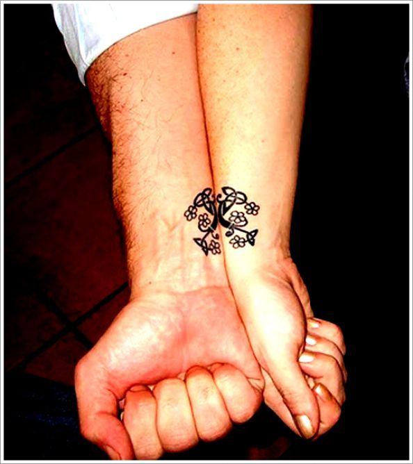 Tatuaże Dla Par 95350