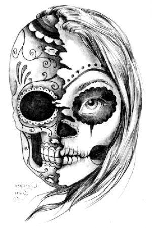 tatuaże czaszki 53914