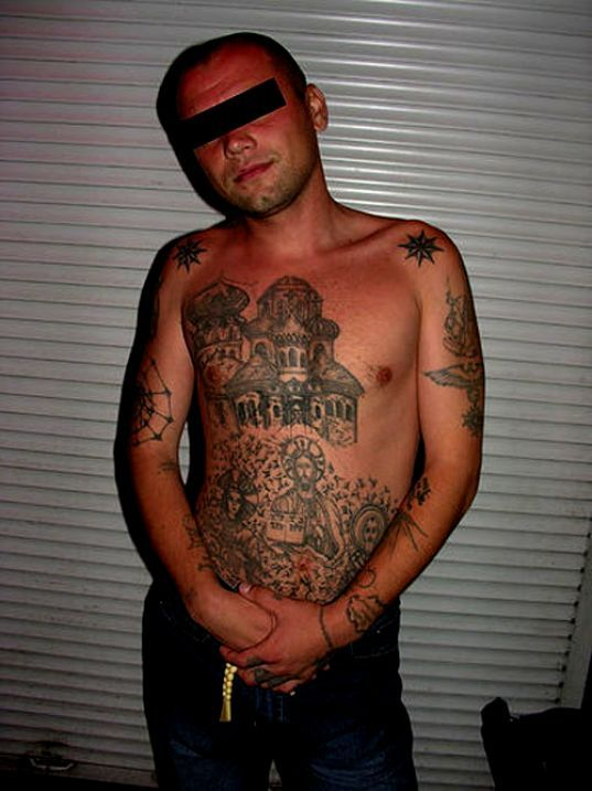 tatuaże więzienne 13374