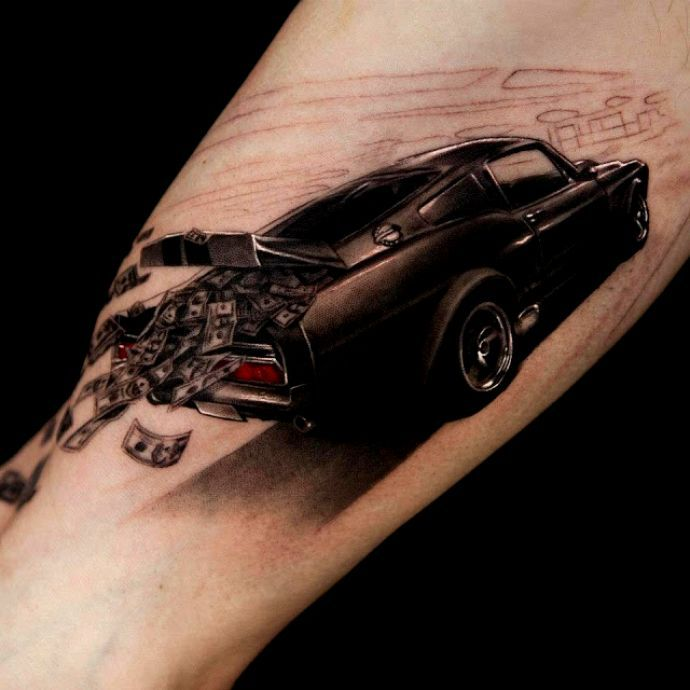 tatuaże 3d 49067