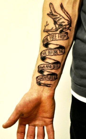 Tatuaże Męskie 10753
