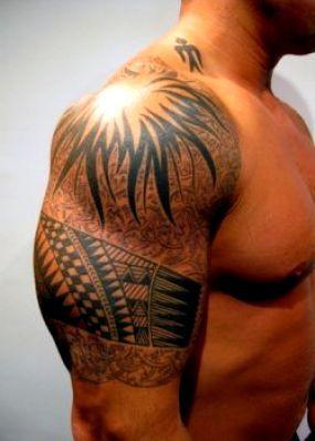 tatuaże męskie 74305