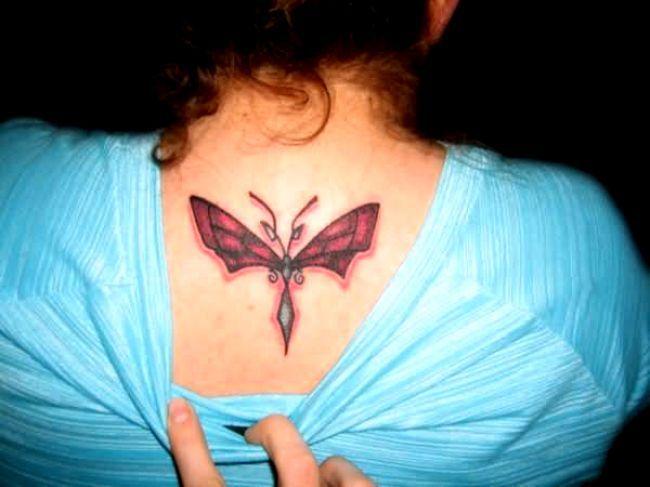 tatuaż ważka 87409