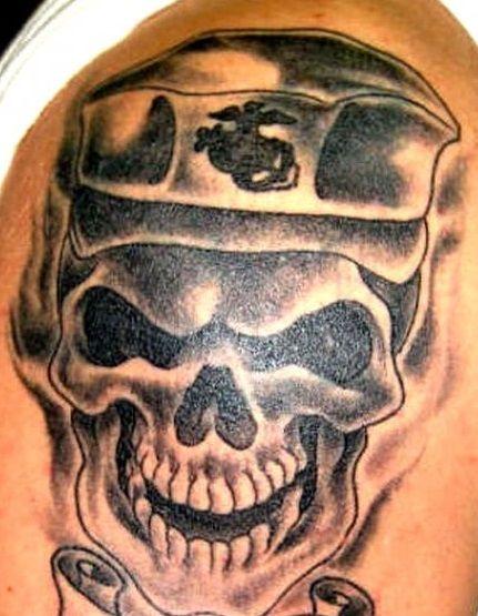 tatuaże czaszki 5999
