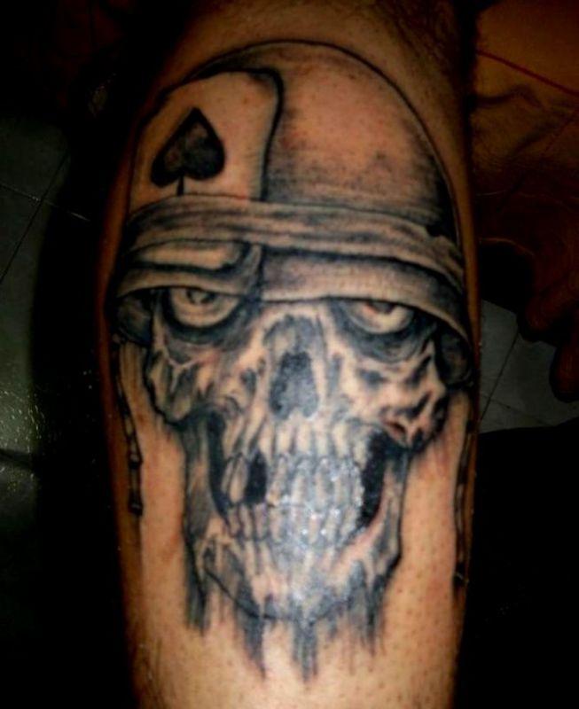 tatuaże czaszki 62966
