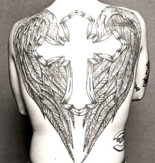 tatuaże anioły 95001