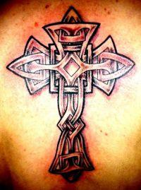 tatuaże krzyże celtyckie wzory