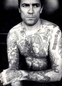 więzienne tatuaże 91715