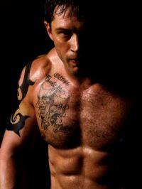 męskie tatuaże 72653