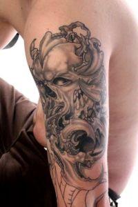 tatuaże czaszki 31832