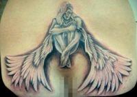 tatuaże anioły 27993