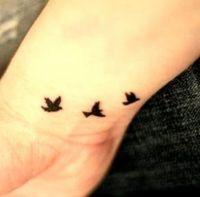 tatuaże jaskółki 13744