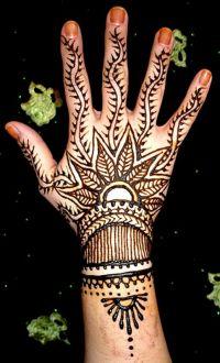 tatuaże henna 81744