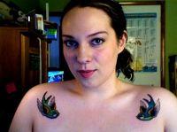 tatuaże jaskółki 53948