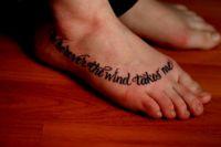 tatuaże czcionki 57581