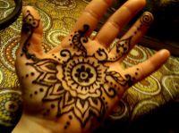 tatuaże henna 18996