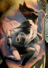tatuaże 3d 98574
