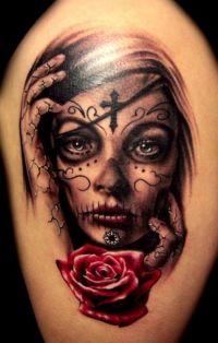 tatuaże czaszki 29763