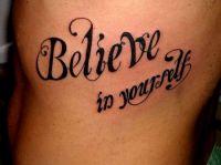 tatuaże czcionki 81654