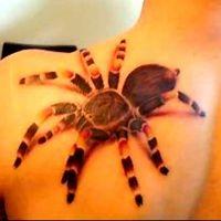 tatuaże 3d 25203