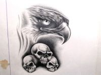 tatuaże czaszki 69552