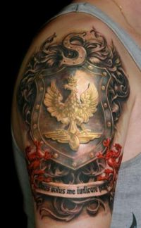polski tatuaż