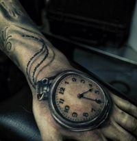 zegarek na rece